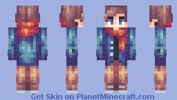 St with Smae Minecraft Skin