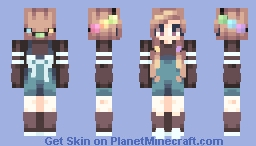 Trends // 400 Subs Wow! [ +7 other alts ] Minecraft Skin