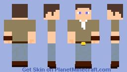Nathan Drake | UNCHARTED Minecraft Skin