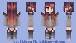 ~Yikes! 400 Subs!~ Minecraft Skin
