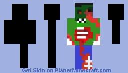 ZOMBIE//WALKER SKIN Minecraft Skin