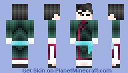 Lau Black Butler Minecraft Skin