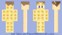 Waffle Minecraft Skin