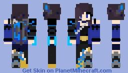 PlasmaWolf(orignal skin NightwingFangirl skin)
