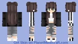 New Year, New Style Minecraft Skin