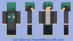 Josh Dun | ∂ιѕѕαρєαя Minecraft Skin