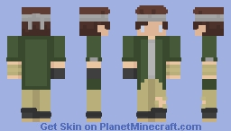 Wasteland Survivor | ∂ιѕѕαρєαя Minecraft Skin