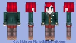 Himiko Yumeno Minecraft