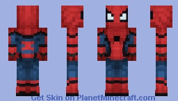 Spider-Man Homecoming Minecraft