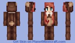 Bear Hugs Minecraft Skin