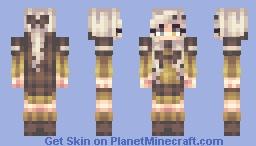 ∿ only нave one lιғe ∿ Minecraft Skin