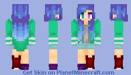 Varsity Jacket ⭐️ Minecraft Skin