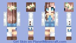 {ST with Felll} innocent Minecraft Skin
