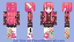 Cupid's Love House | UkuleleNinja | My ACTUAL first popreel Minecraft Skin