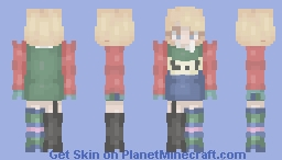 Just right - Neleh Minecraft Skin