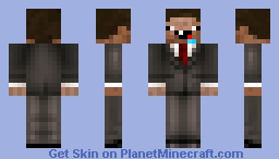 i died from the moms (the mom sires) Minecraft Skin