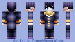 Josuke Higashikata -- Jojo's Bizarre Adventure Minecraft Skin