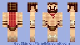 Leonidas I Minecraft Skin