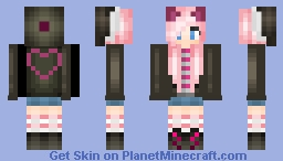 In Loving Memory of Minecraft Skin