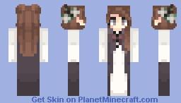 Medieval Dress Minecraft Skin