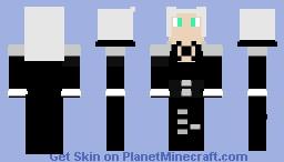 Sephiroth (Final fantasy 7) Minecraft Skin