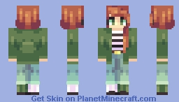 Ambrosia Minecraft Skin