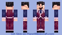 Robbie Rotten (Lazy Town) Minecraft Skin