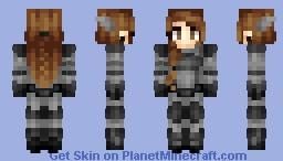 ♦ℜivanna16♦ Skin Trade with 4square4 Minecraft