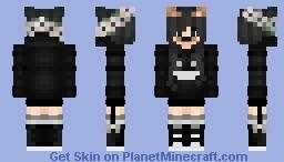 Nana Minecraft Skin