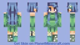 Corrosive x ST Minecraft Skin