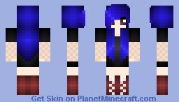 Northern Downpour Minecraft Skin