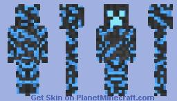 Blue Core Creeper