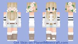 Flowers .3. Minecraft Skin