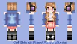It's my Birthday! ~Arψεmis♠~ Minecraft Skin