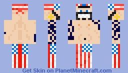 🦁Ťoαsty🦁 Pure American Minecraft
