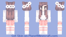 One of my old skinsss Minecraft Skin