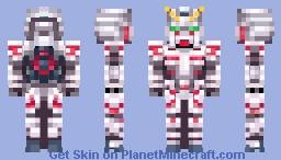 Beast of Possibility Minecraft Skin
