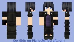 noctis ff15 Minecraft Skin