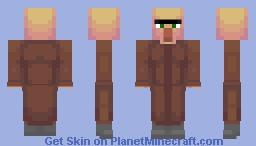 Villager (Minecraft) Minecraft Skin