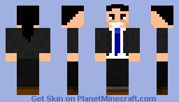 William V. Afton (FNAF) Minecraft Skin