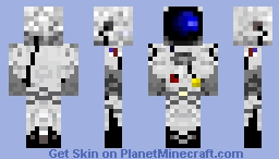 The Aliens Come Disguised Minecraft Skin