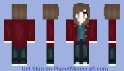 Am i getting there? Minecraft Skin