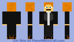 Dana Scully Minecraft Skin