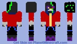 Paintproxy 39 s latest minecraft skins on - Planetminecraft com ...
