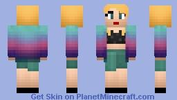Taylor Swift [1989 Tour] Minecraft Skin