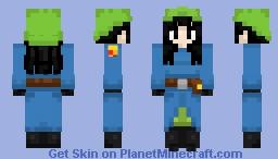 Future Mai Minecraft Skin
