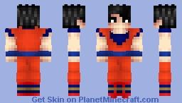 Son Gohan|Dragonball Z Minecraft