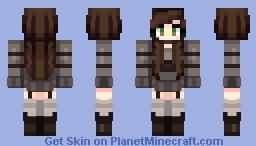 Gothish Minecraft Skin
