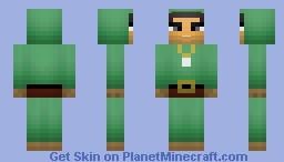 i have crippling depression, osteoporosis, and i'm g4y Minecraft Skin