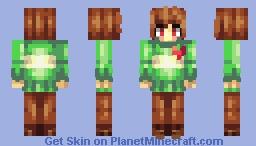 Chara!! Minecraft Skin